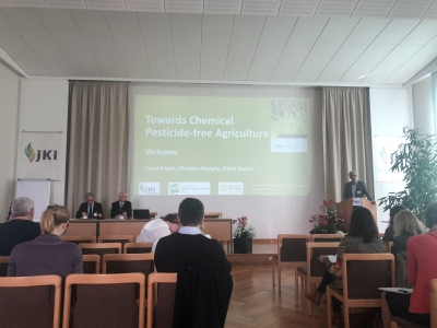 2nd Workshop Towards Chemical Pesticide-free Agriculture